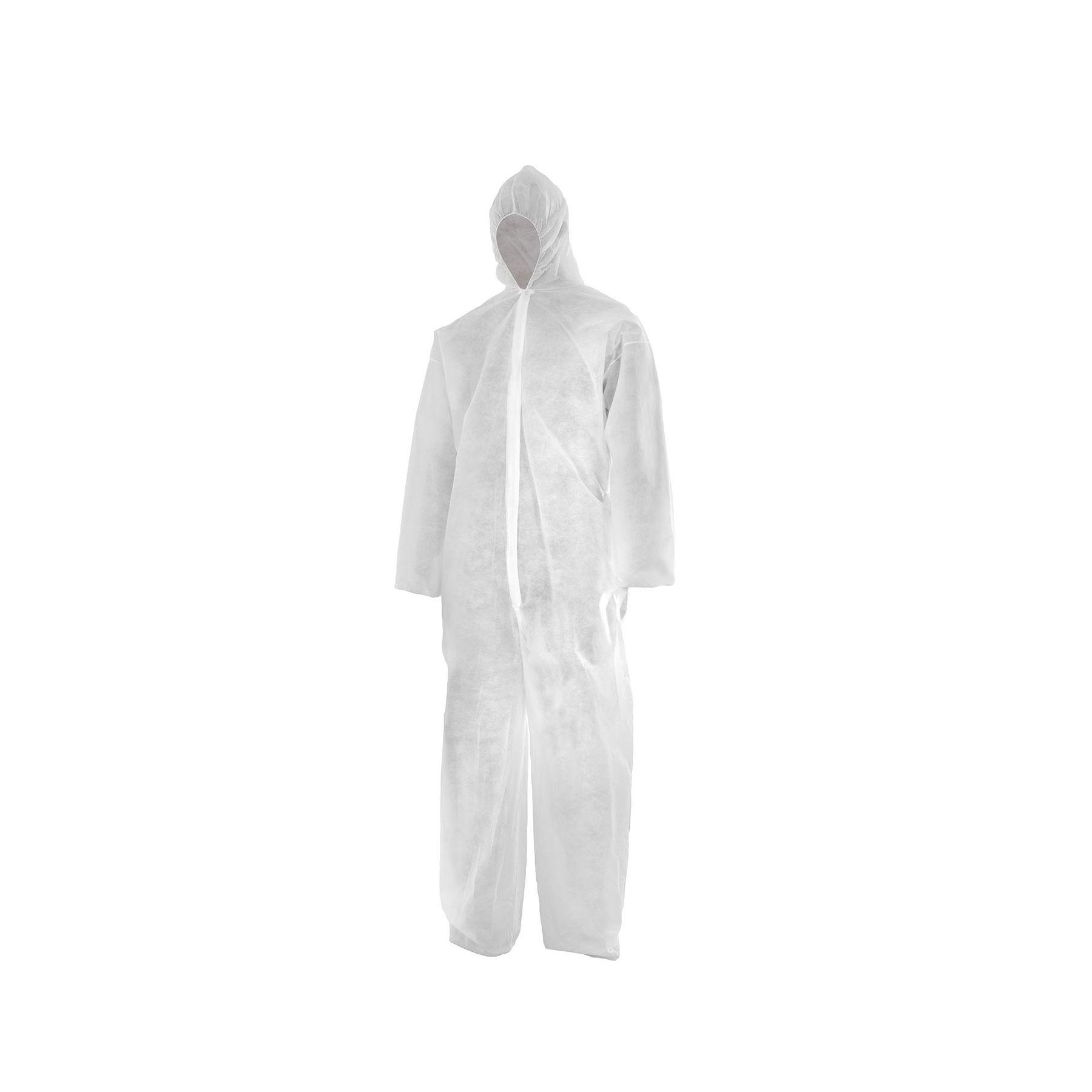 Mono impermeable con capucha desechable (ref: 201, varias tallas)
