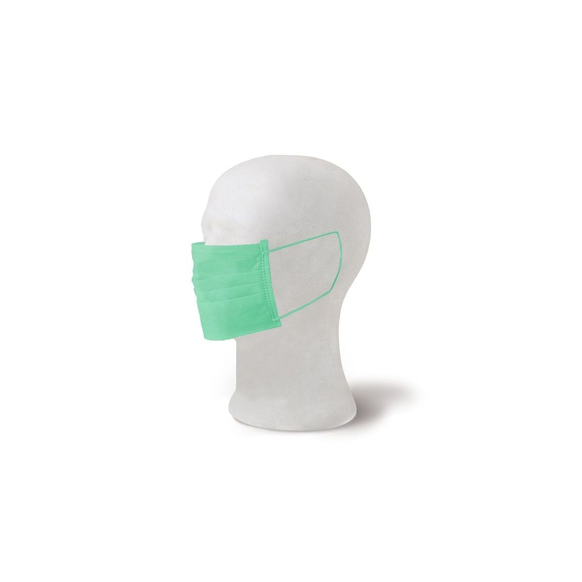 Mascarilla desechable con adaptador nasal (ref: 72)