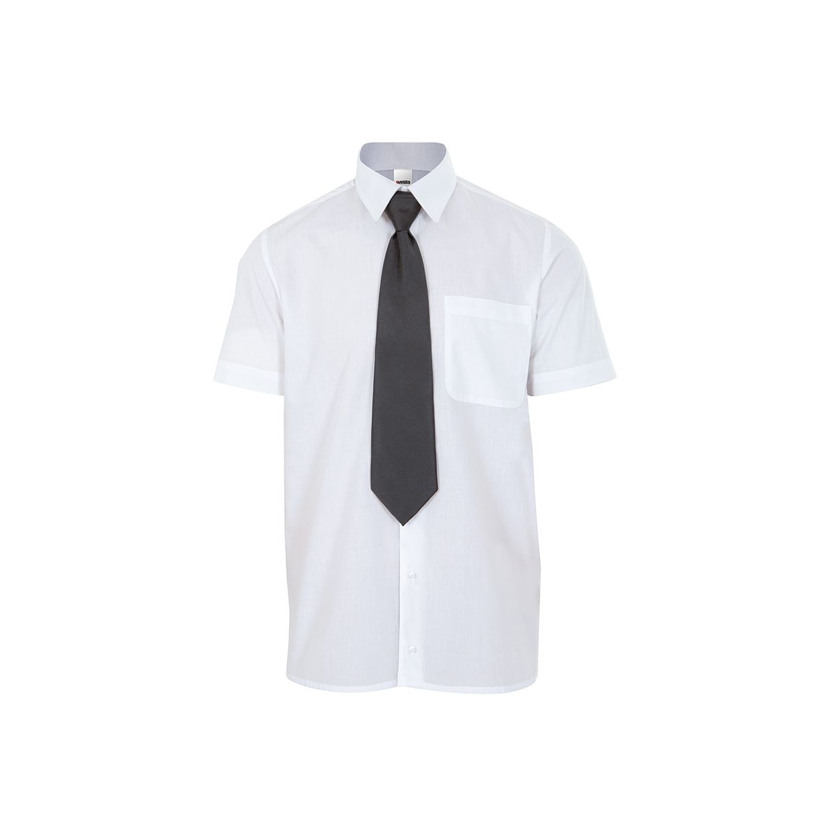 Corbata con nudo hecho (ref: 52)