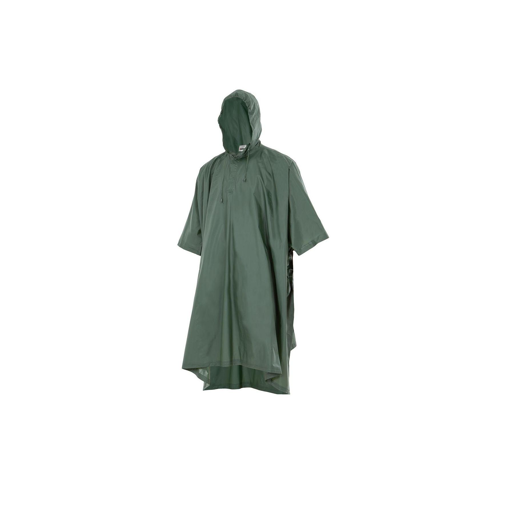 Poncho de lluvia con capucha (ref: 187, talla única)