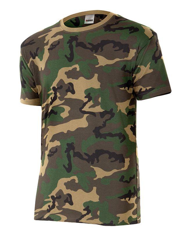 506 Camiseta camuflaje: Catálogo de Mòn Laboral