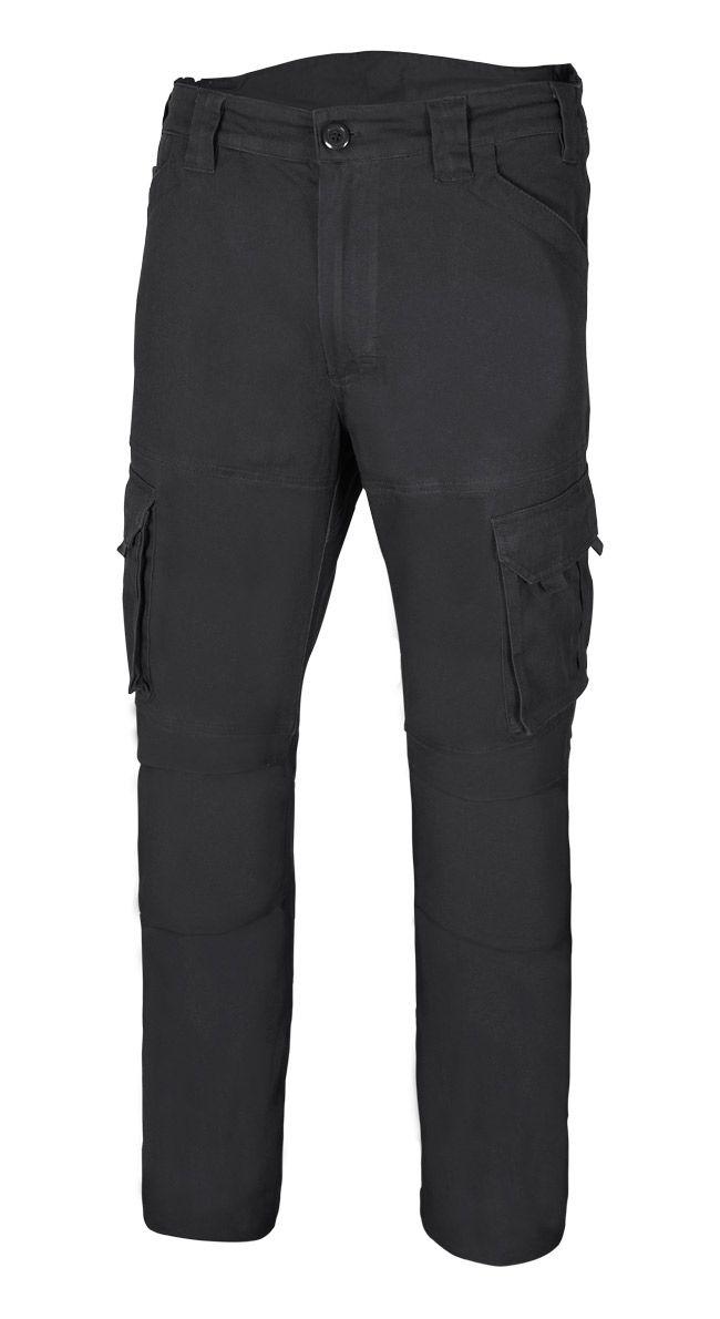 103012S Pantalón algodón stretch multibolsillos: Catálogo de Mòn Laboral