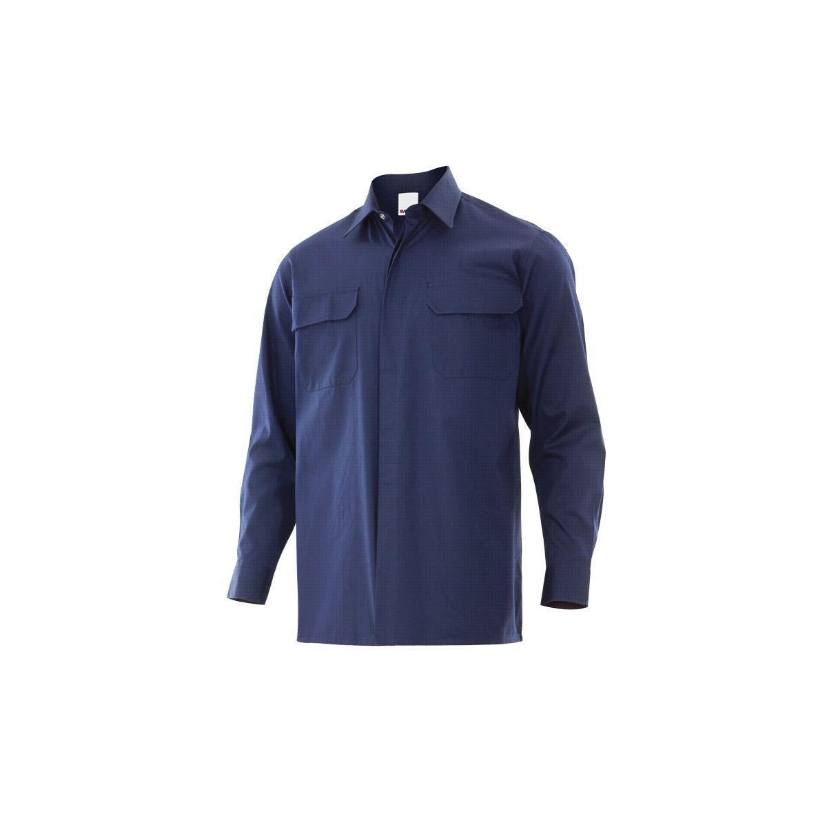 Camisa ignífuga - antiestática (ref: 605001)