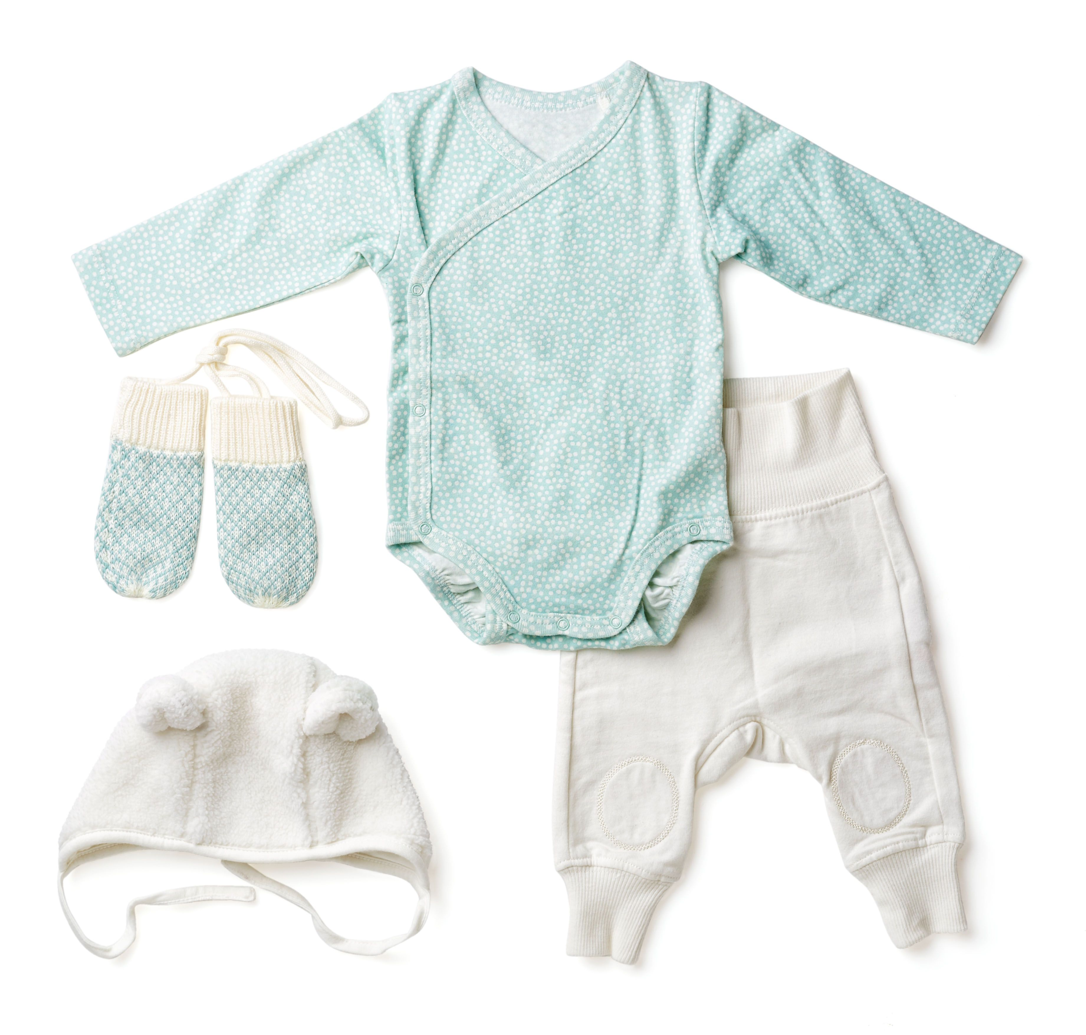 Prendas de algodón orgánico: Ropa infantil y complementos de EXIT