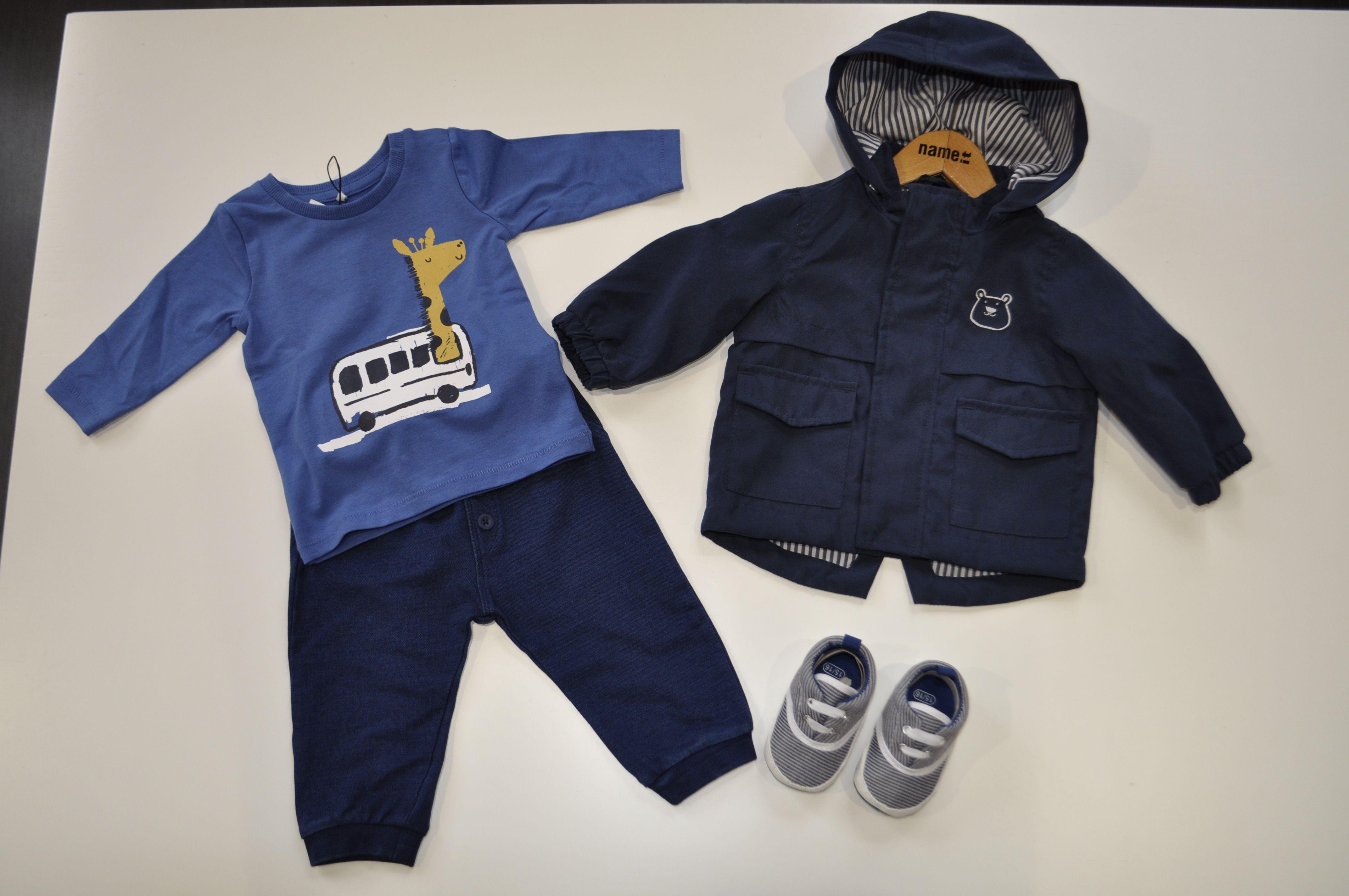 Ropa bebé niño de 1 a 18 mese: Ropa infantil y complementos de EXIT