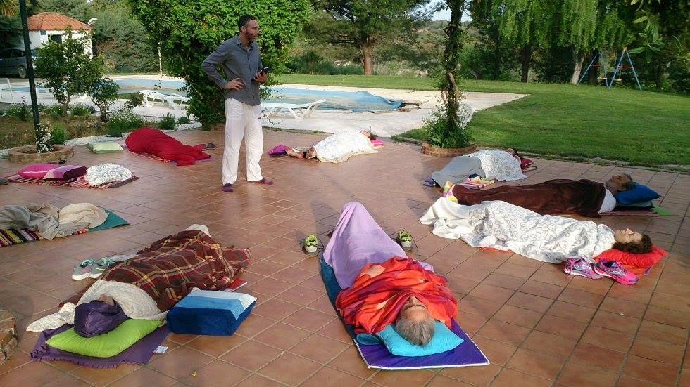Meditación en Badajoz
