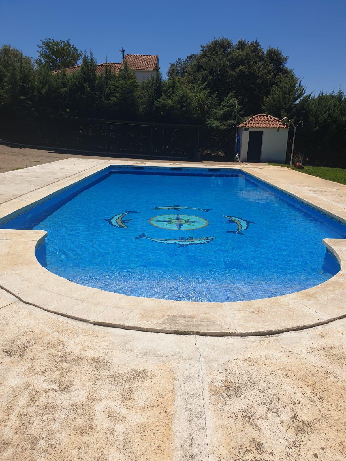 Alquiler casa con piscina Casa Colibrí Badajoz