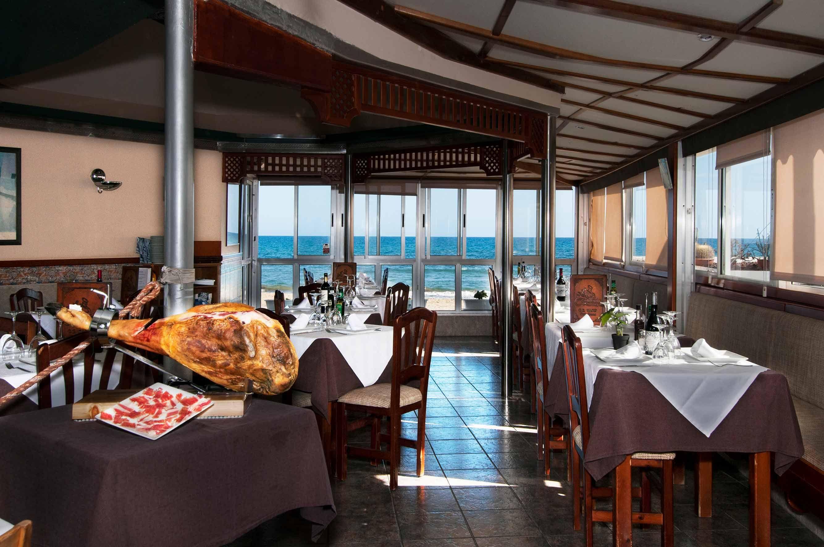 Foto 6 de Cocina internacional en Maspalomas | Restaurante Escaleritas