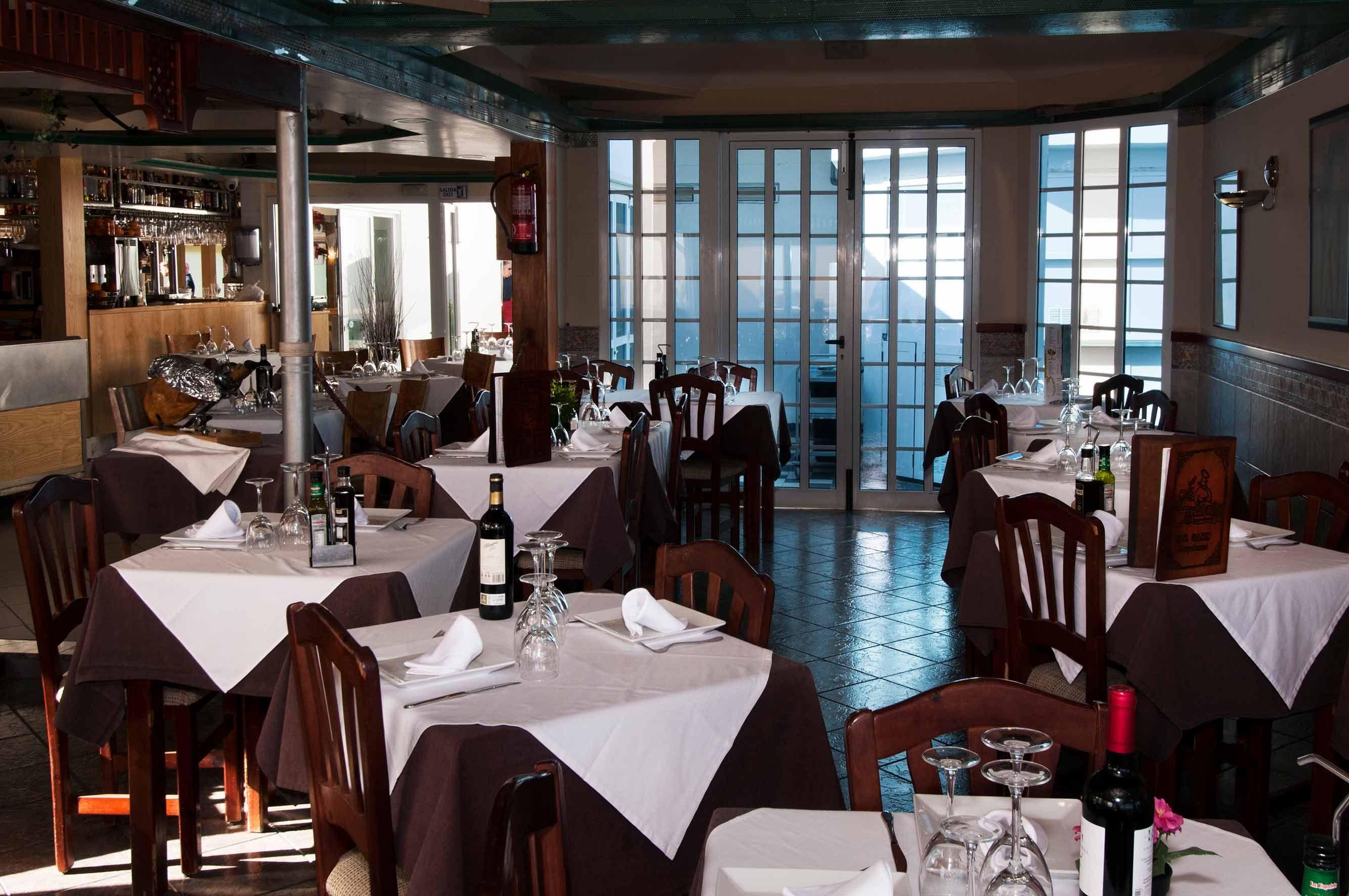 Foto 7 de Cocina internacional en Maspalomas | Restaurante Escaleritas