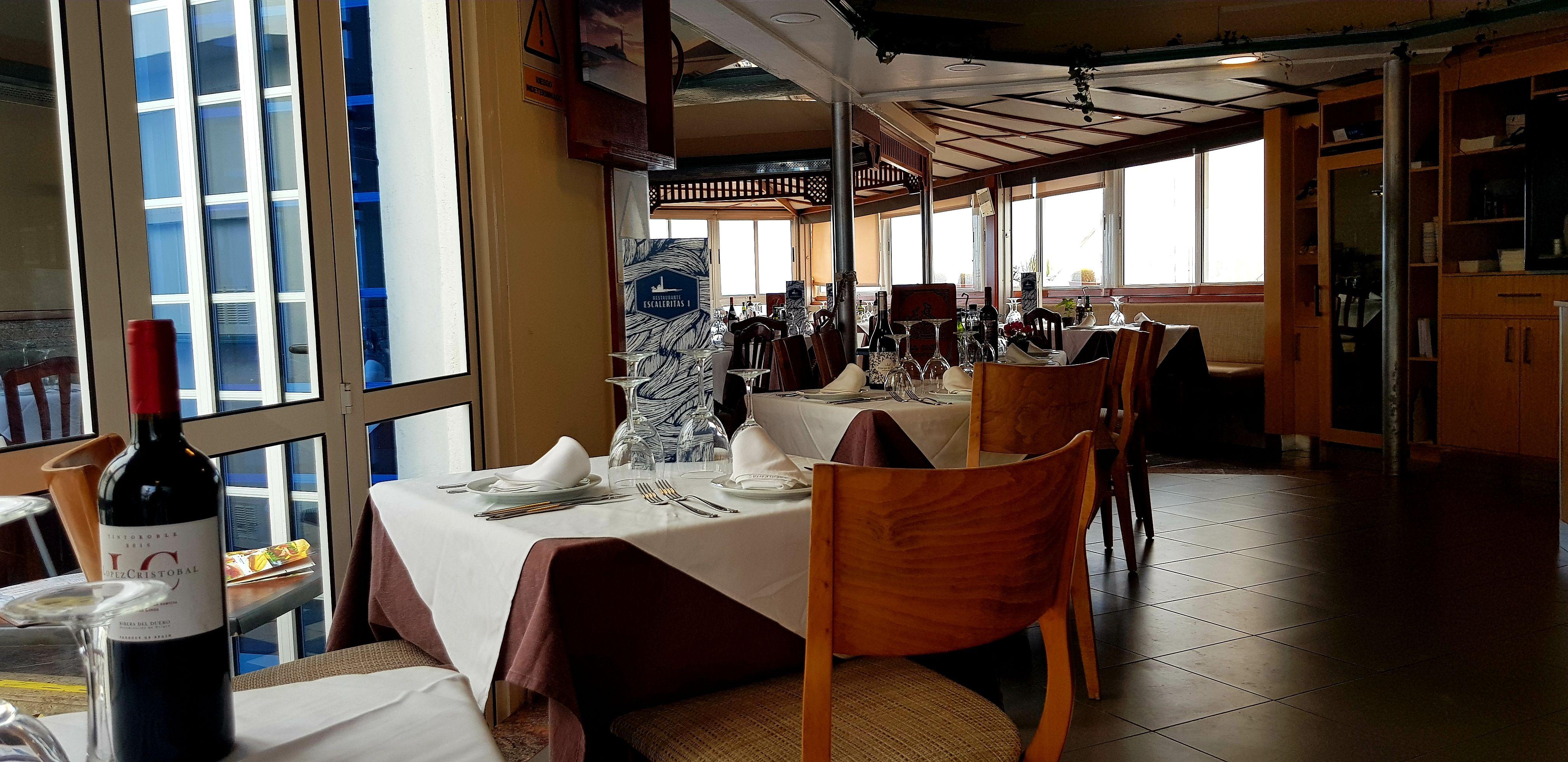 Foto 13 de Cocina internacional en Maspalomas | Restaurante Escaleritas