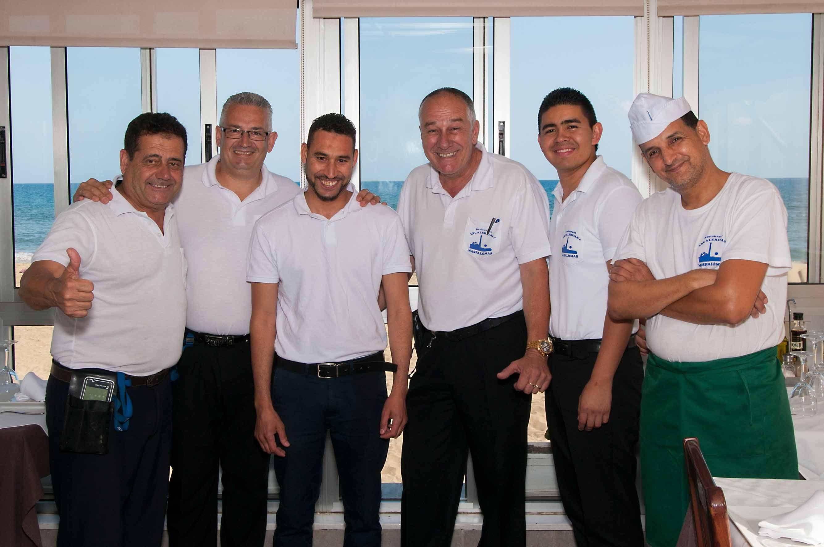 Foto 18 de Cocina internacional en Maspalomas | Restaurante Escaleritas