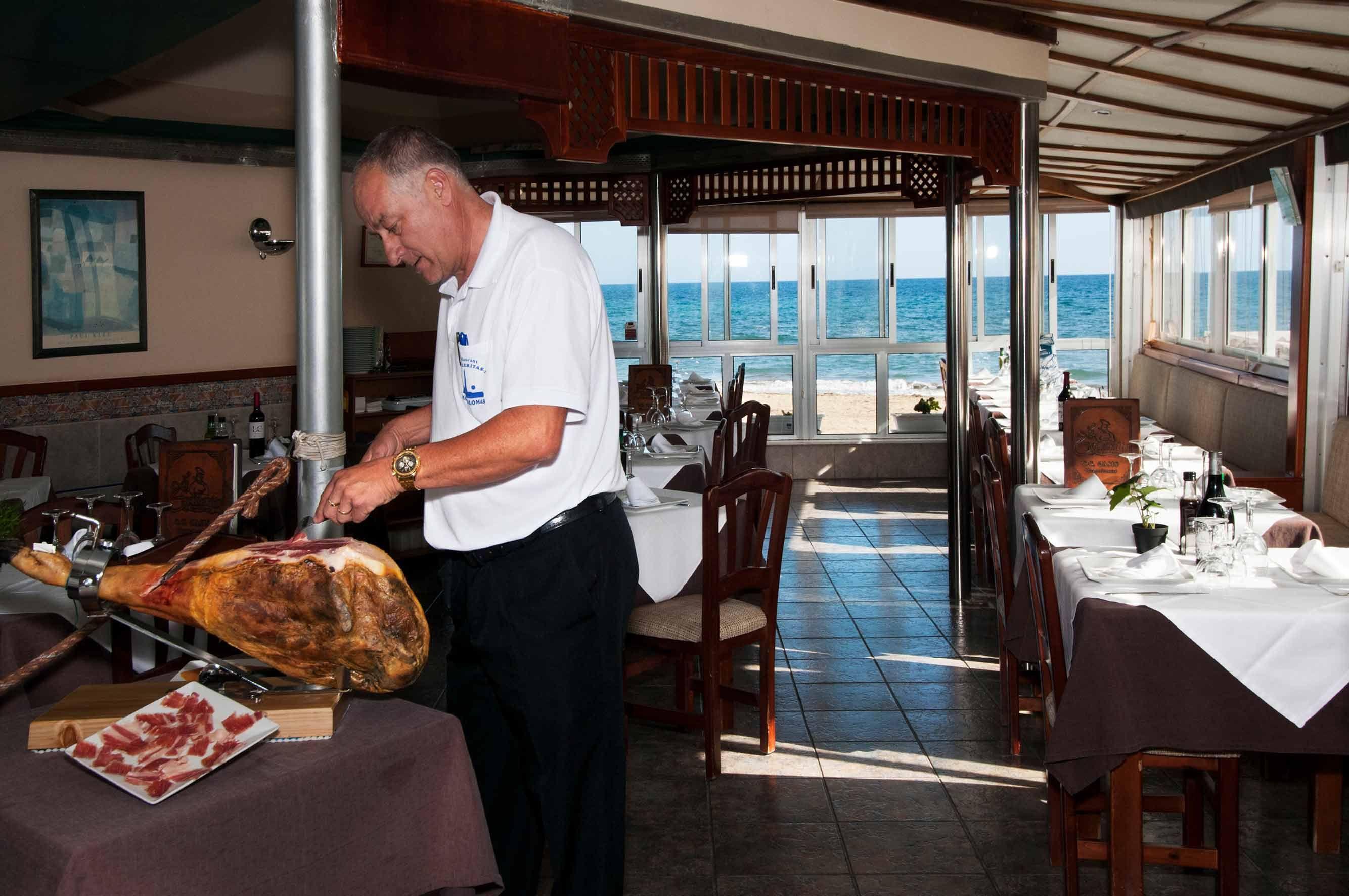 Foto 10 de Cocina internacional en San Bartolomé de Tirajana | Restaurante Escaleritas