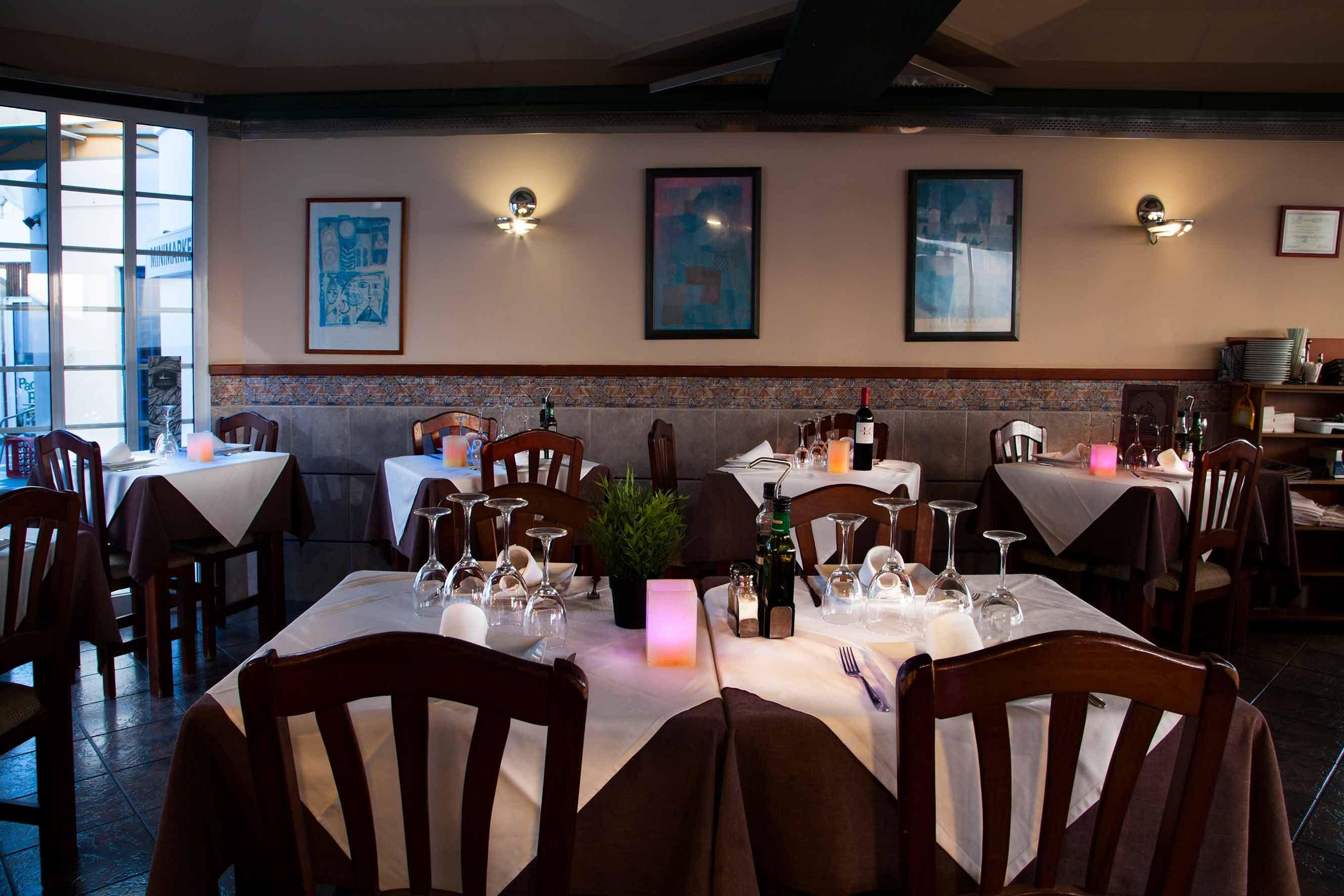 Foto 9 de International kitchen en Maspalomas | Restaurante Escaleritas