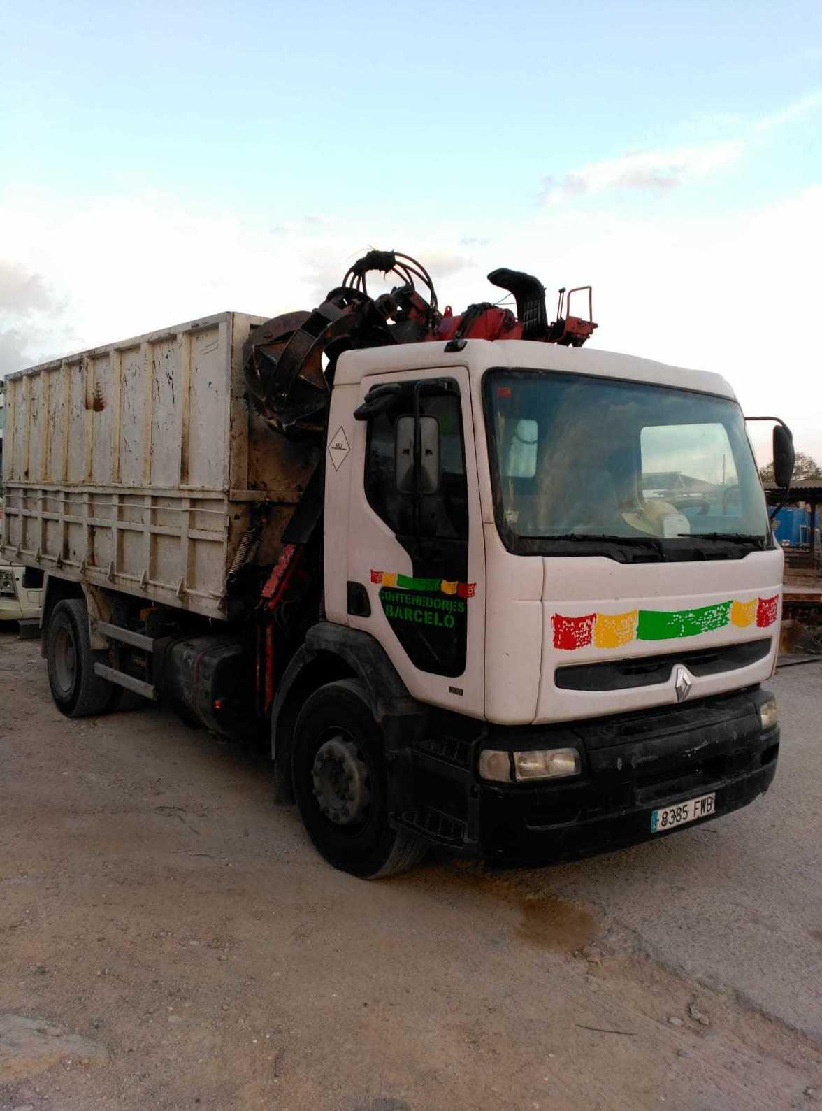 Retirada de residuos: Nuestros servicios de Contenedores Barceló