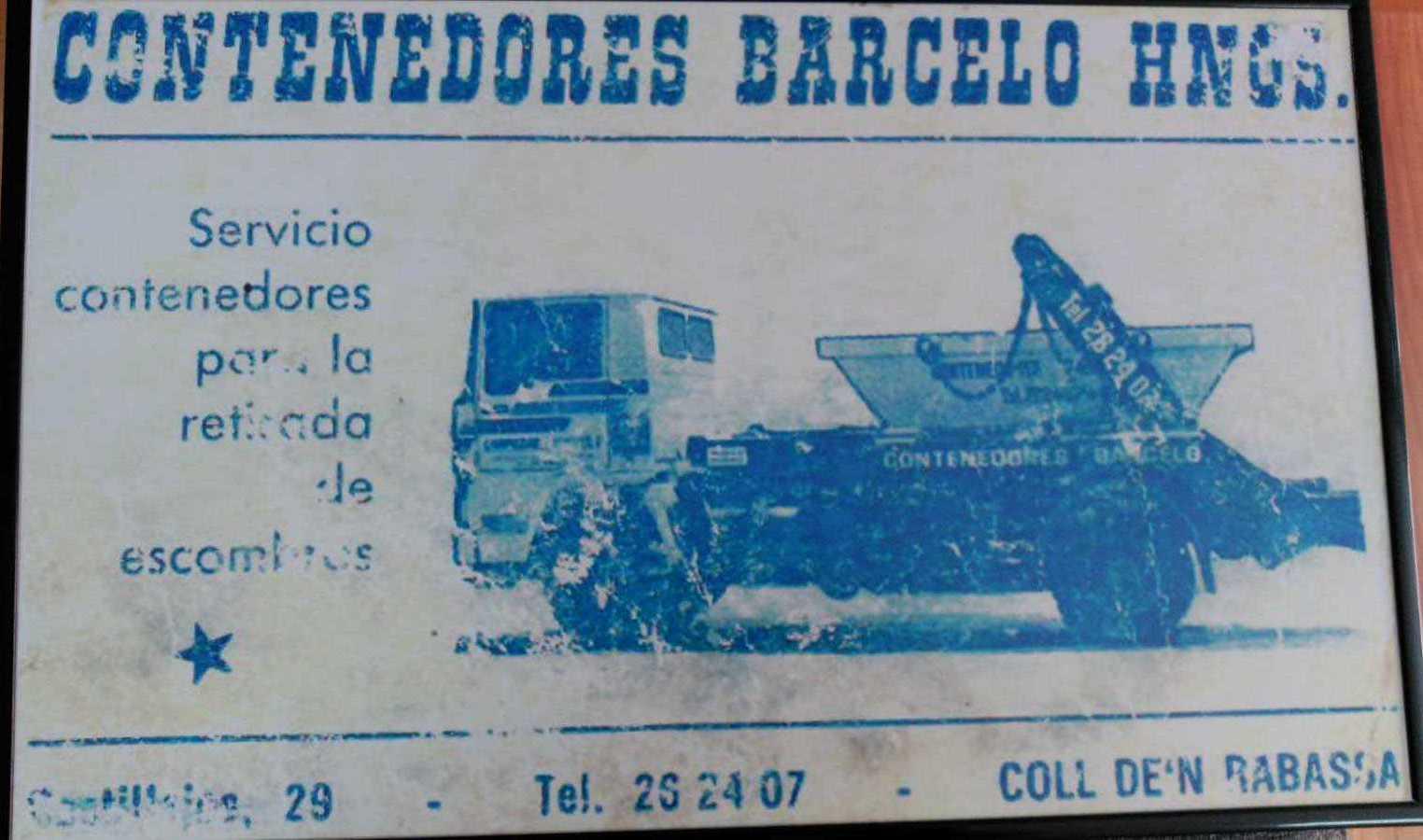 Foto 21 de Alquiler de contenedores en Palma | Contenedores Barceló
