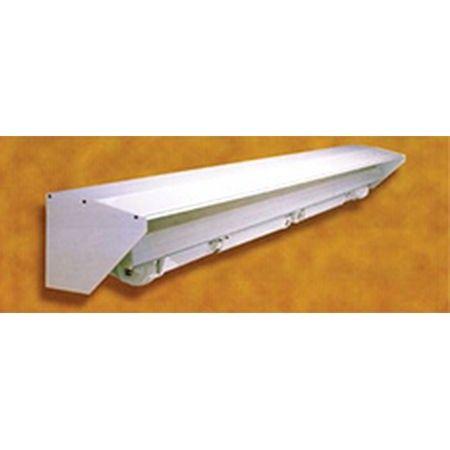 Tejadillo de aluminio: Productos y Servicios de Toldos Alutiz Hnos.