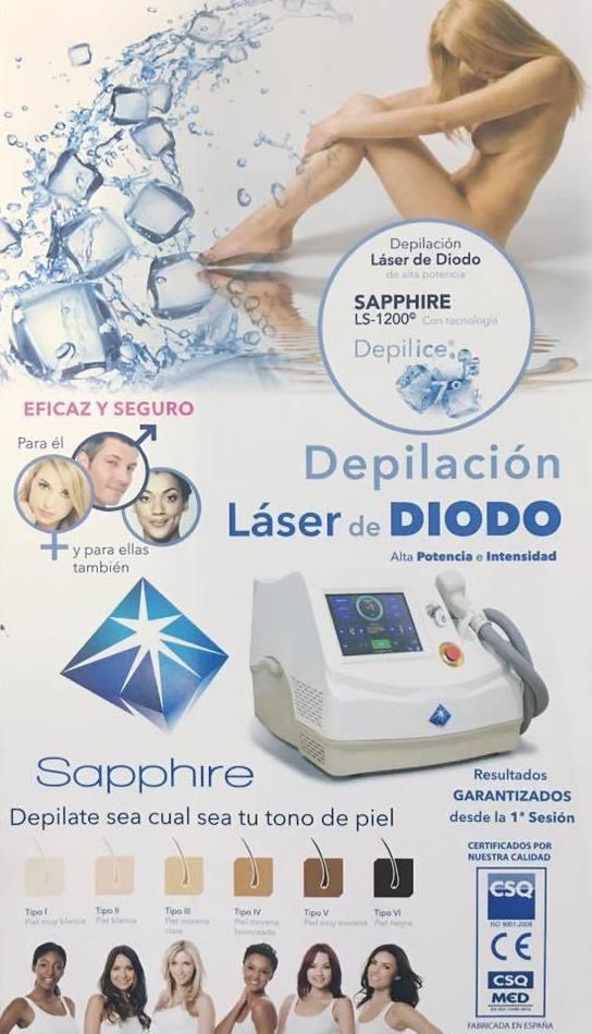 laser Sapphire