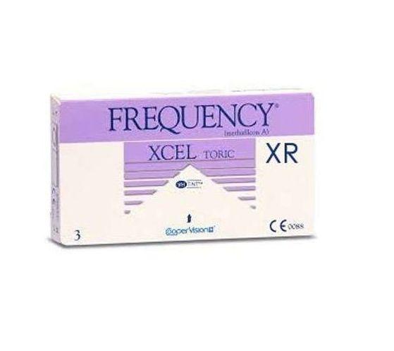 LENTES DESECHABLES FREQUENCY XCEL TORIC XR (uso mensual): Óptica y audiología de ÓPTICA LA SERNA - CENTRO AUDITIVO