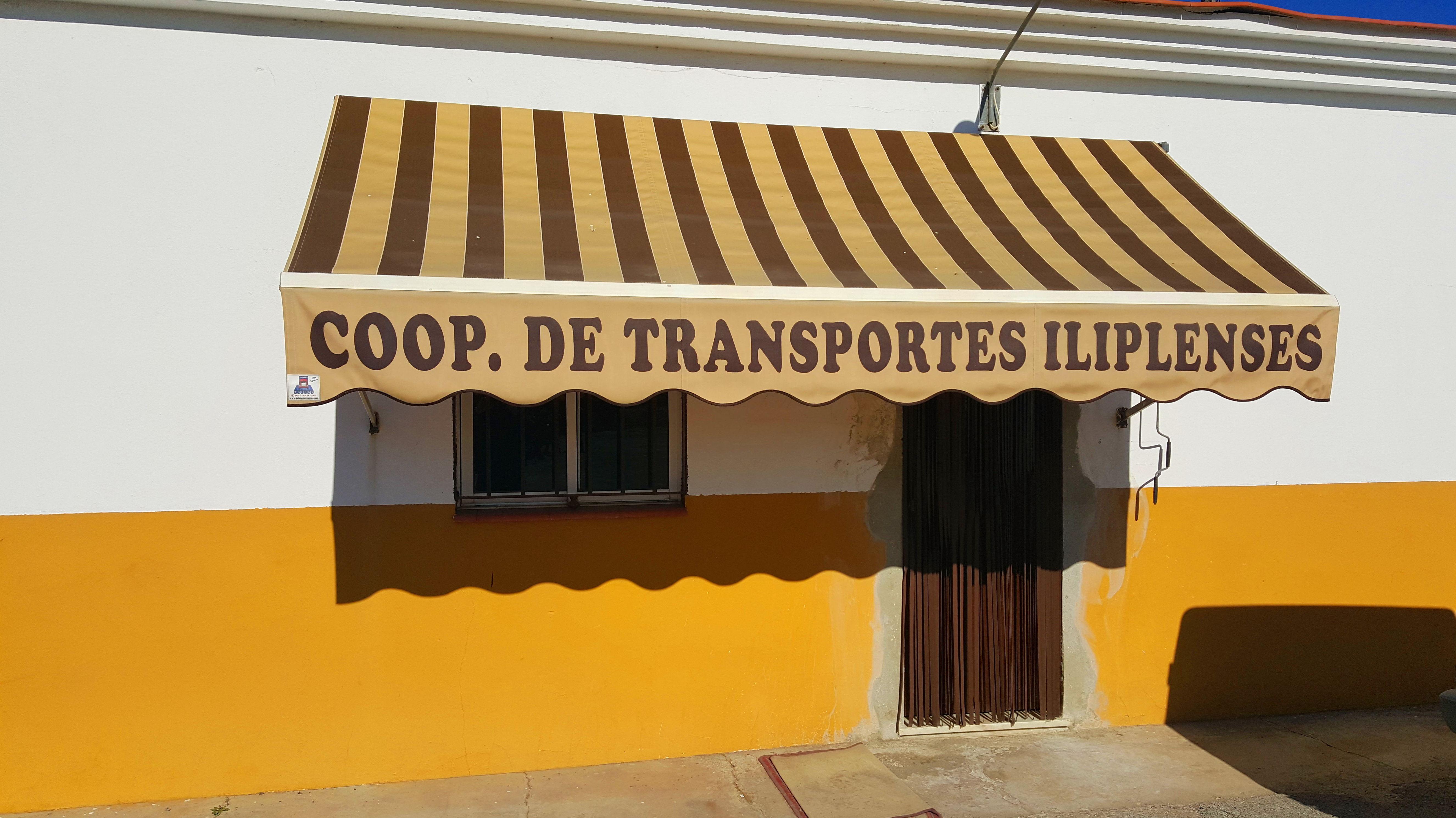 Foto 4 de Transporte de áridos en Niebla | Cooperativa de Transportes Iliplense