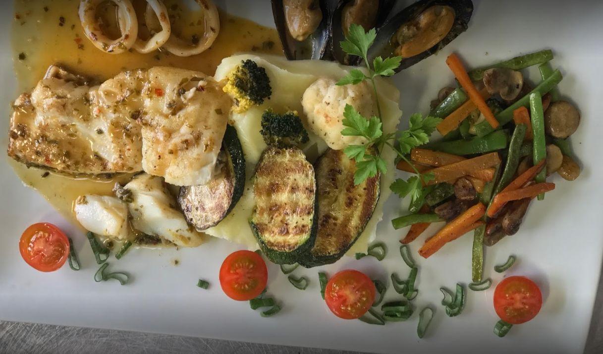 Comida casera en La Manga del mar Menor