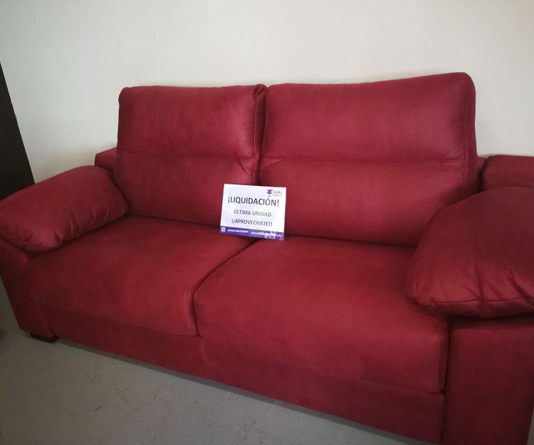 Liquidación de sofás en Valencia