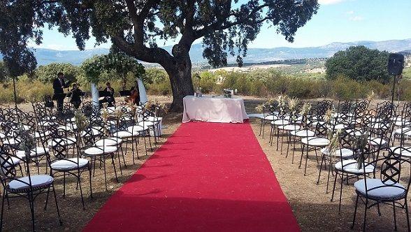 Organización de Ceremonia Civil