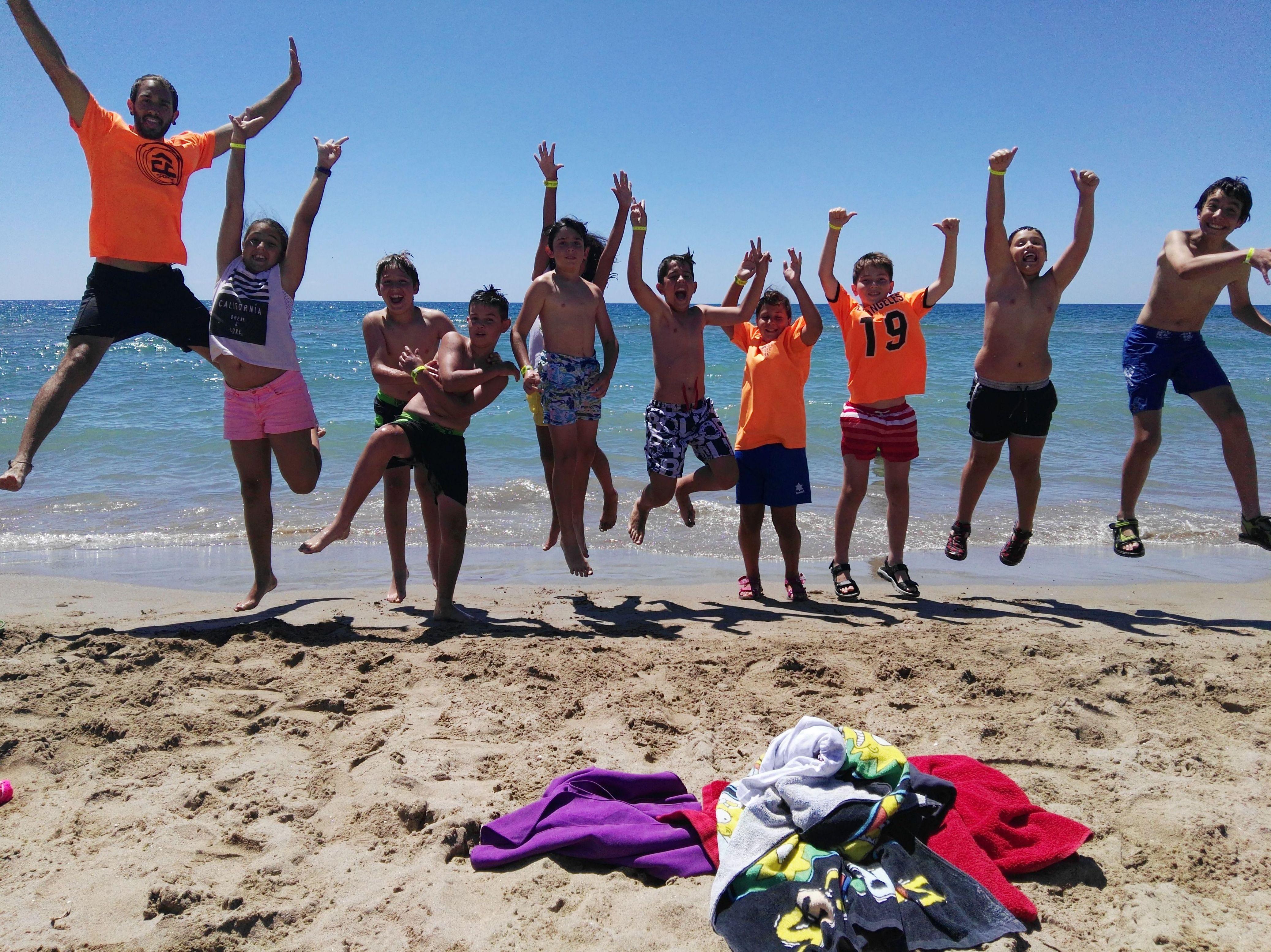 ENJOY SPORTS KIDS: Sports Projects de Enjoy Sports Barcelona