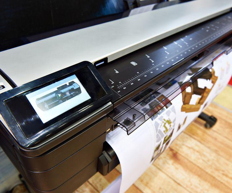 Impresión de documentos de gran tamaño