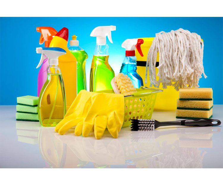 Los productos adecuados para cada limpieza