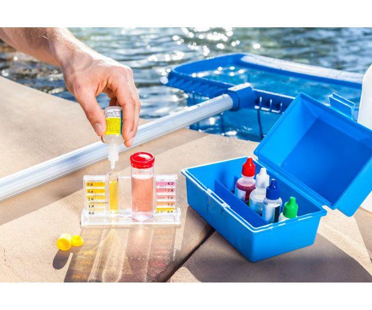 Mantenimiento adecuado de tu piscina