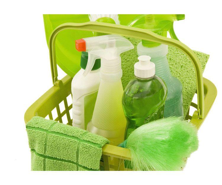 Productos adecuados para cada limpieza