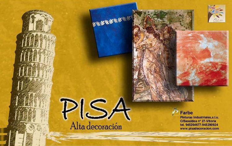 Foto 5 de Pintura de alta decoración en Vitoria-Gasteiz | Pisa Decoración