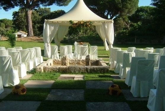 Jaimas para bodas Valladolid