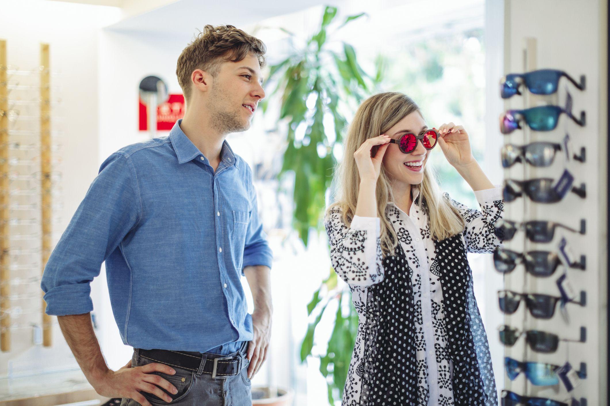 Gafas de sol graduadas en Zaragoza