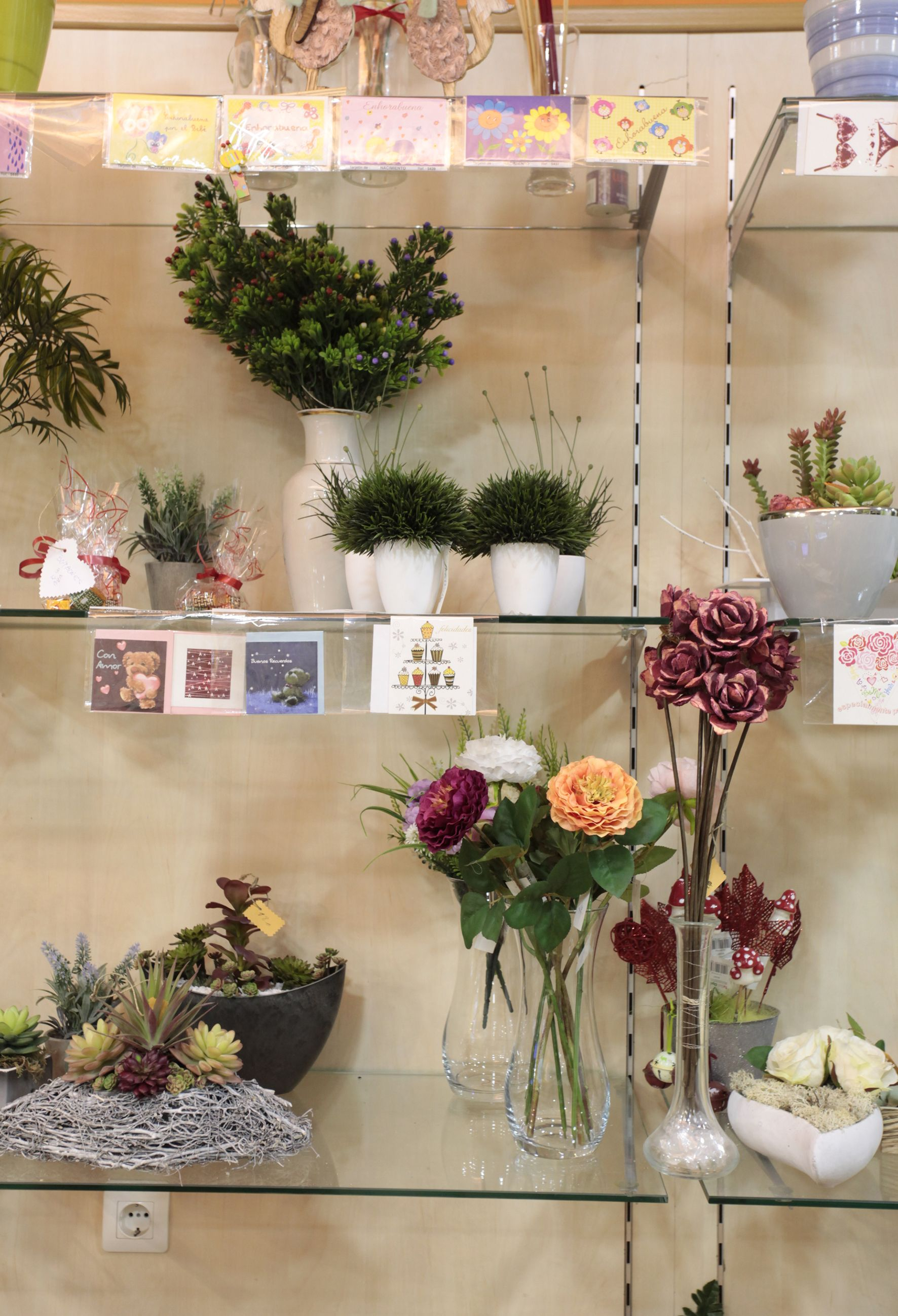 Encarga tu ramo de flores a Floristería Jardinflor