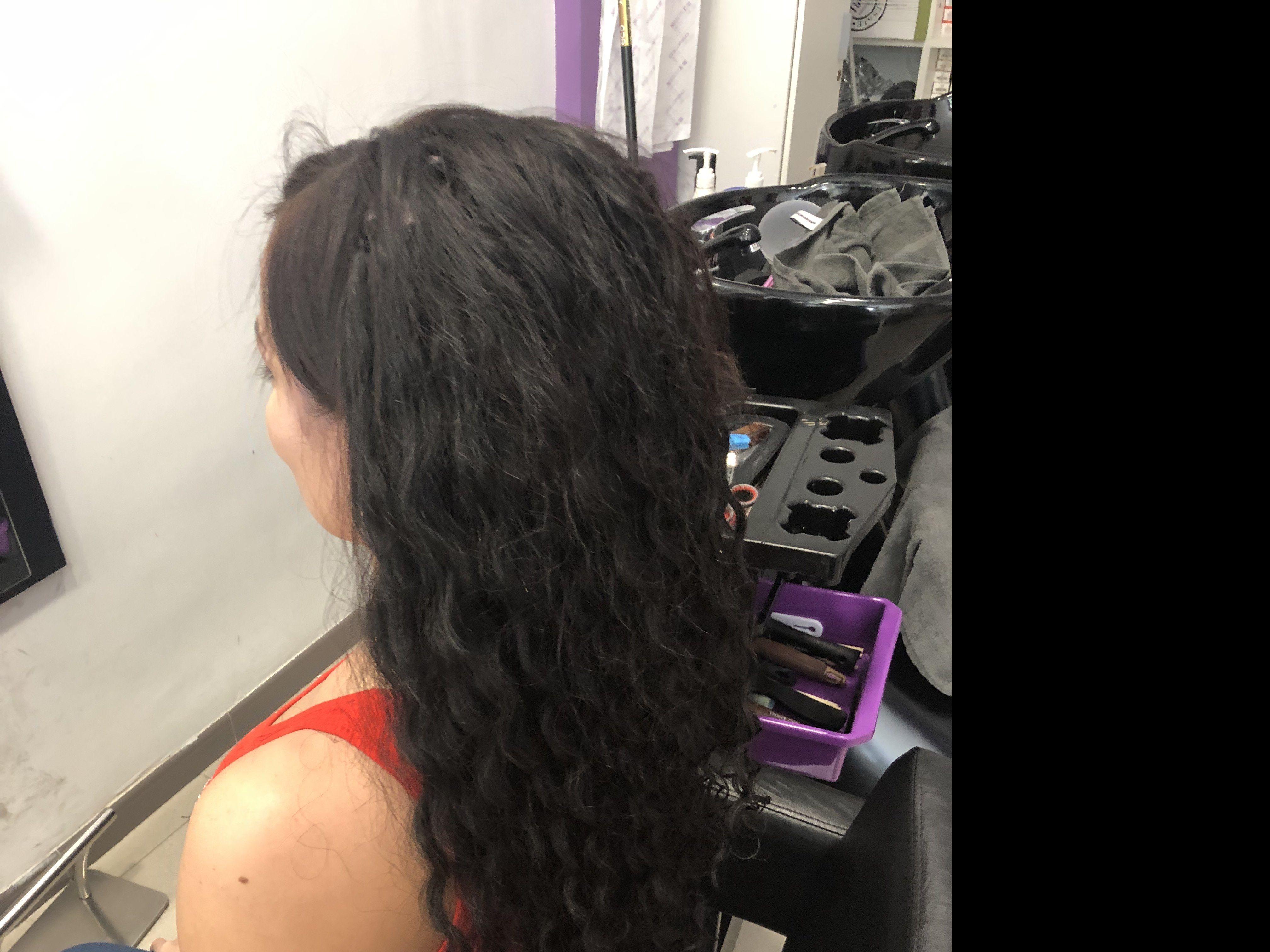 Extensiones de pelo natural Logroño