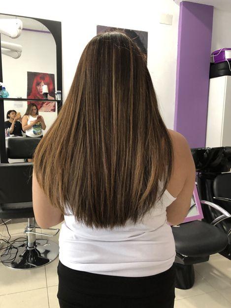 Extensiones de cabello en Logroño