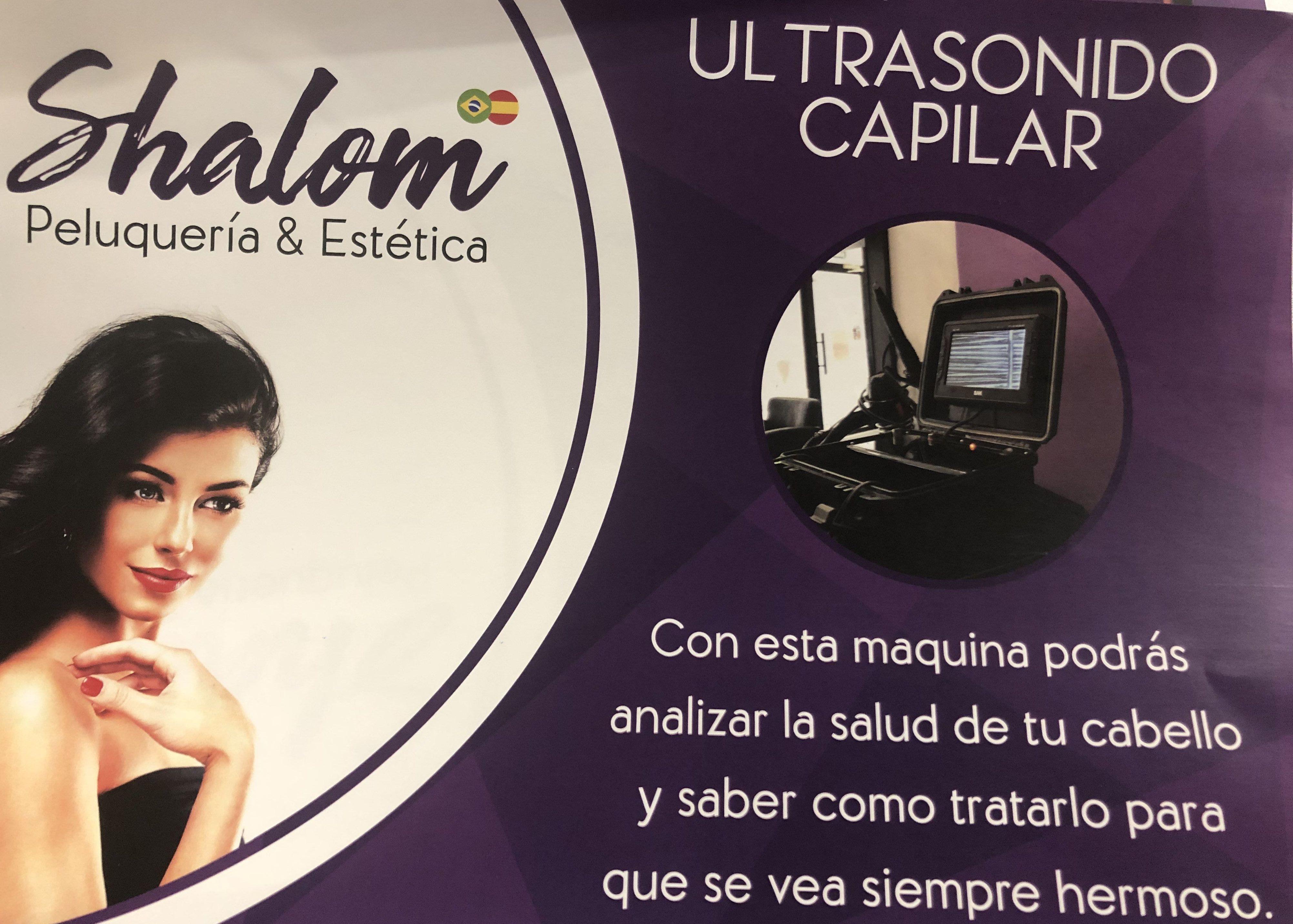 Ultrasonido capilar en Logroño