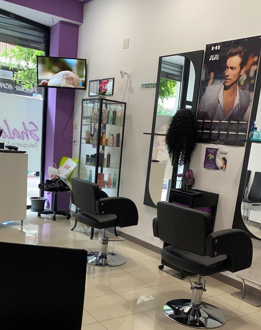 Alquiler de silla de peluquería. Pide información!