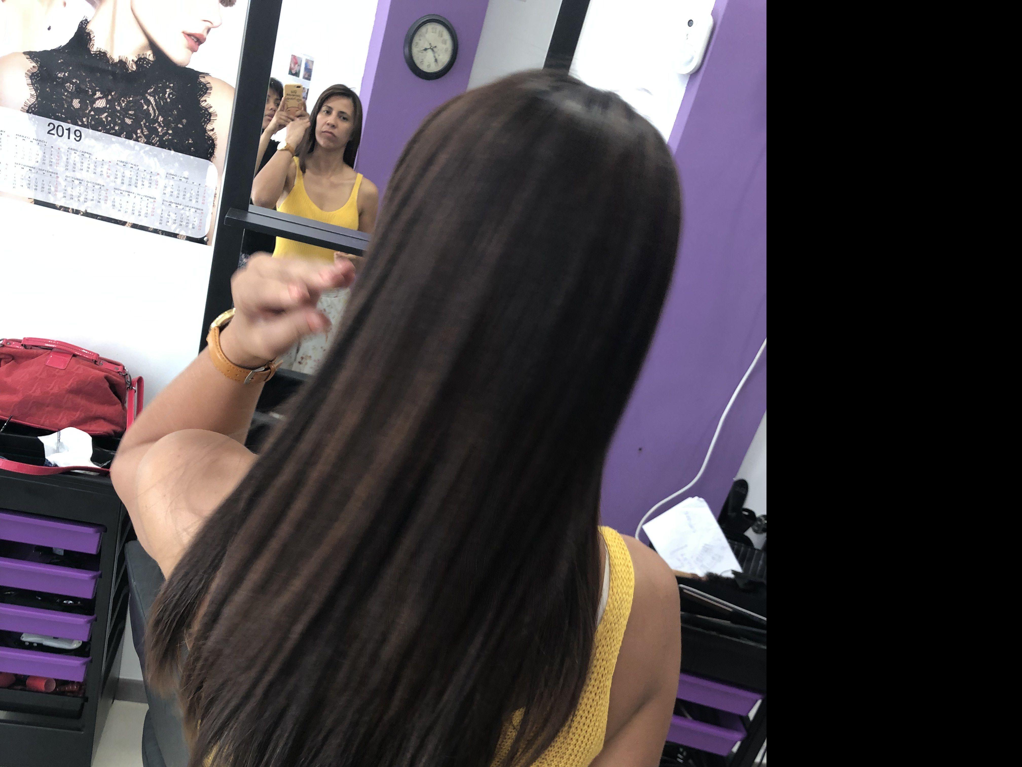 Peinados de mujer Logroño