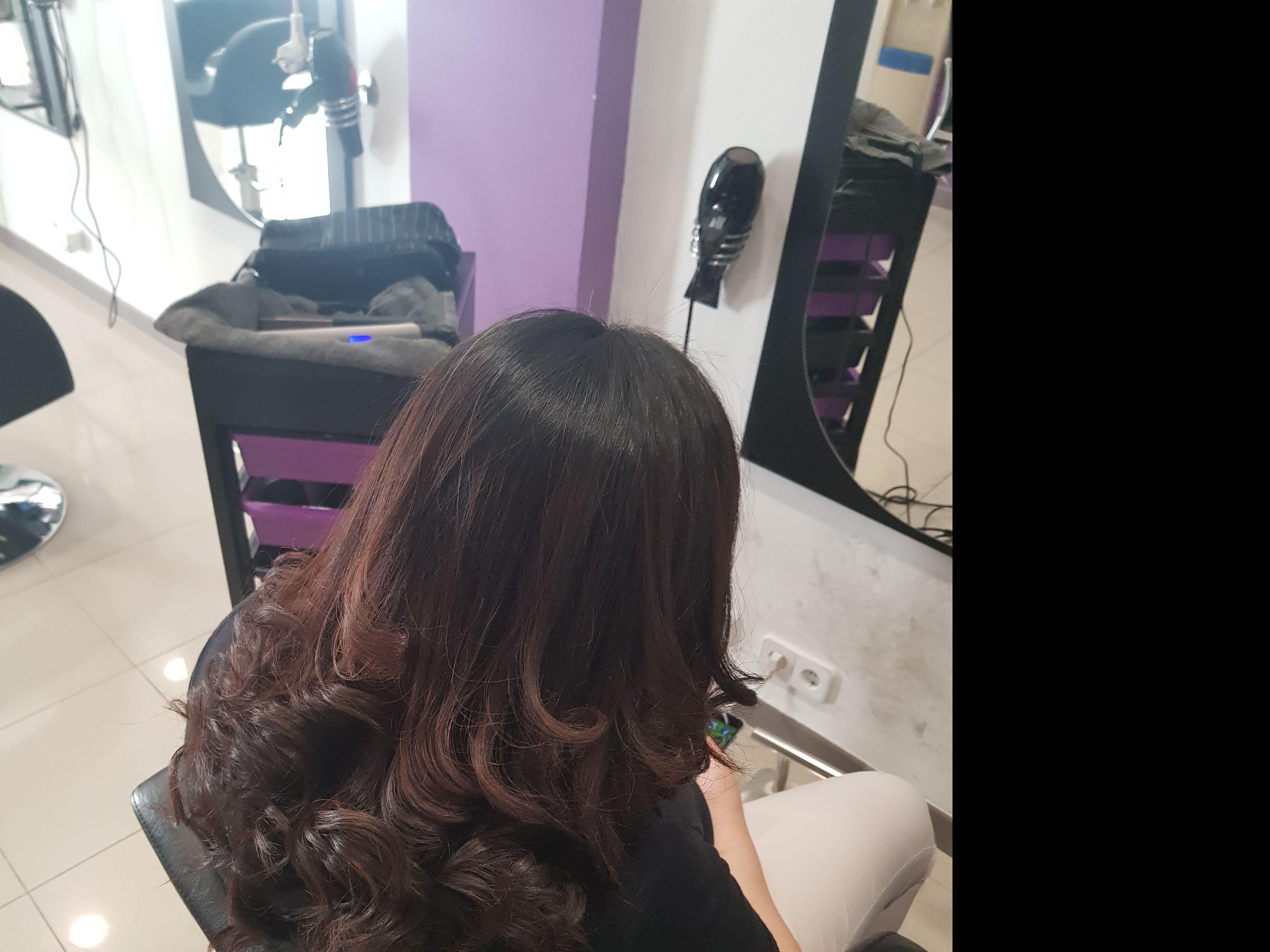 Peinado de mujer Logroño