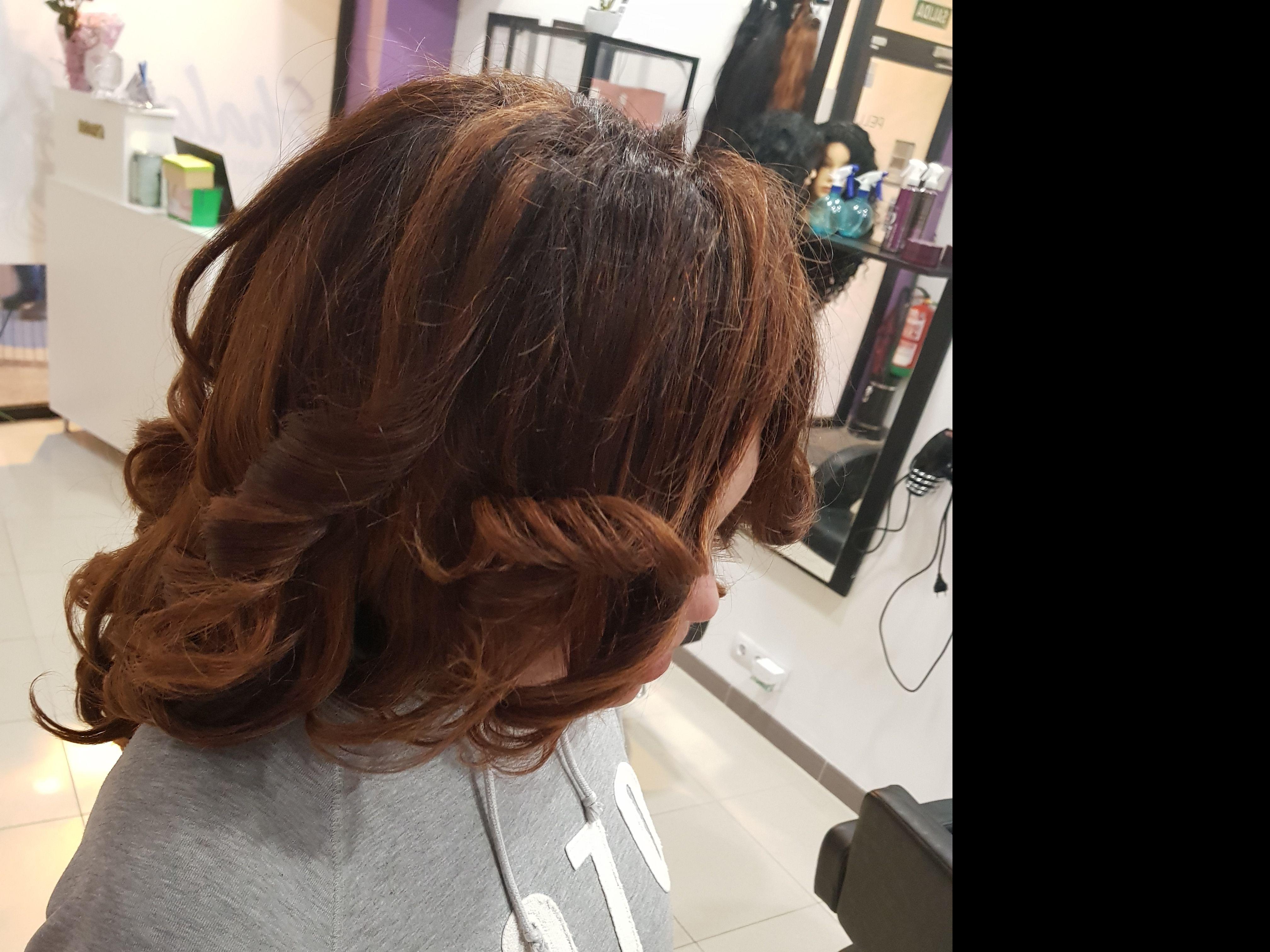 Corte pelo mujer Logroño