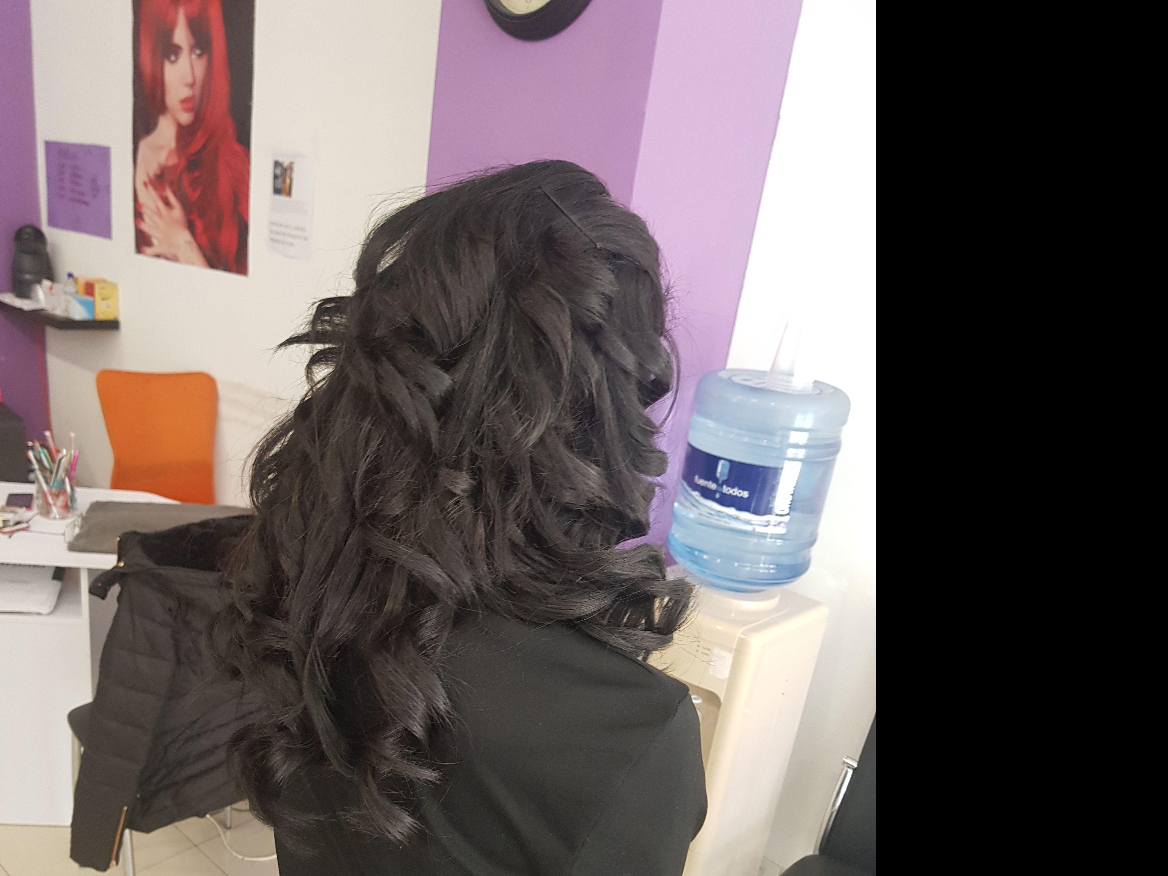 Peinado mujer Logroño