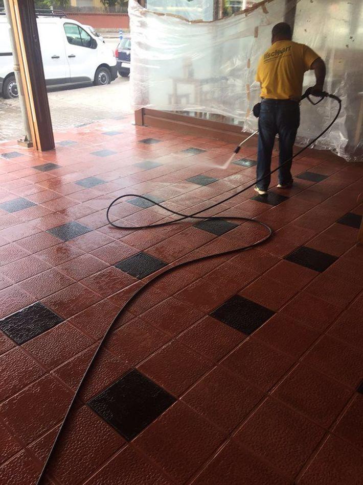 Limpieza profesional : Mantenimiento y limpieza   de Lisclean