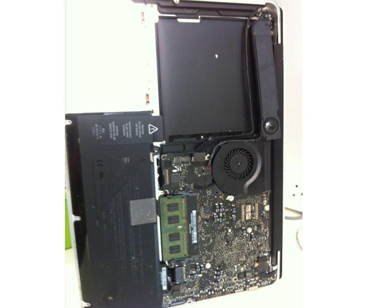 Reparación y venta de equipos informáticos
