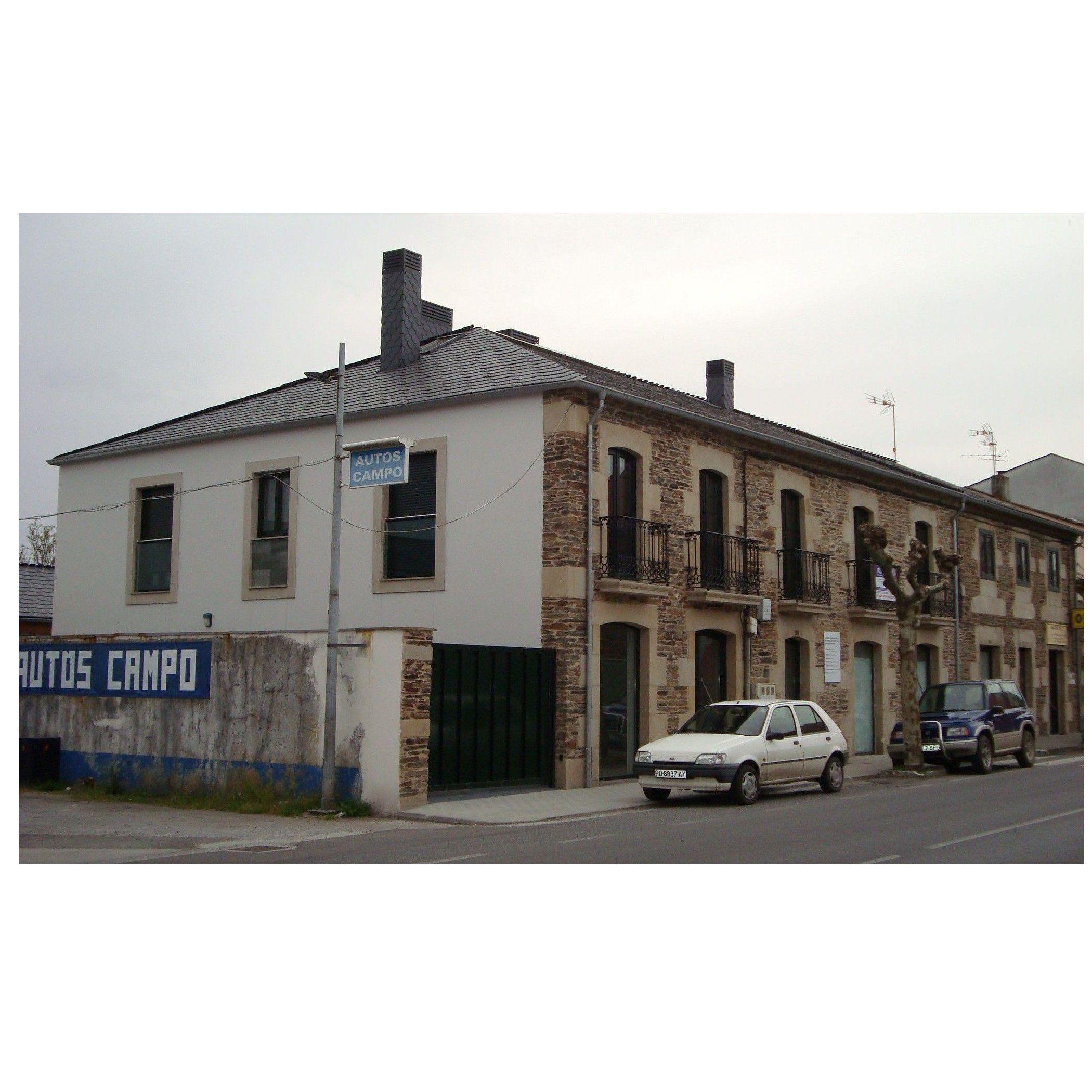Edificio de Viviendas en Castro Riberas de Lea. Lugo