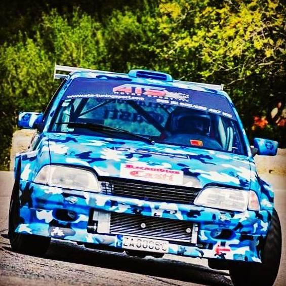 Ax en circuito Rally