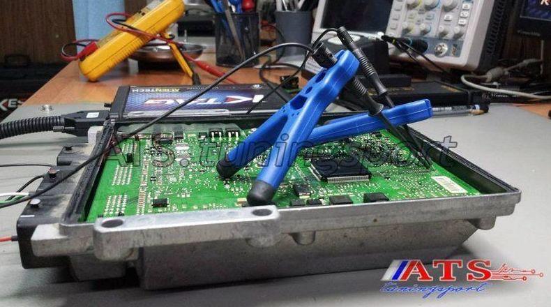 Reparación y reprogramación de software de coches en Sevilla