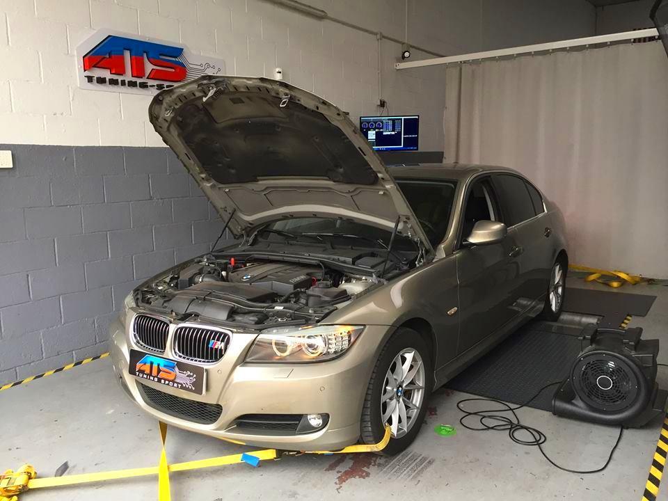 BMW E90 320d 177hp