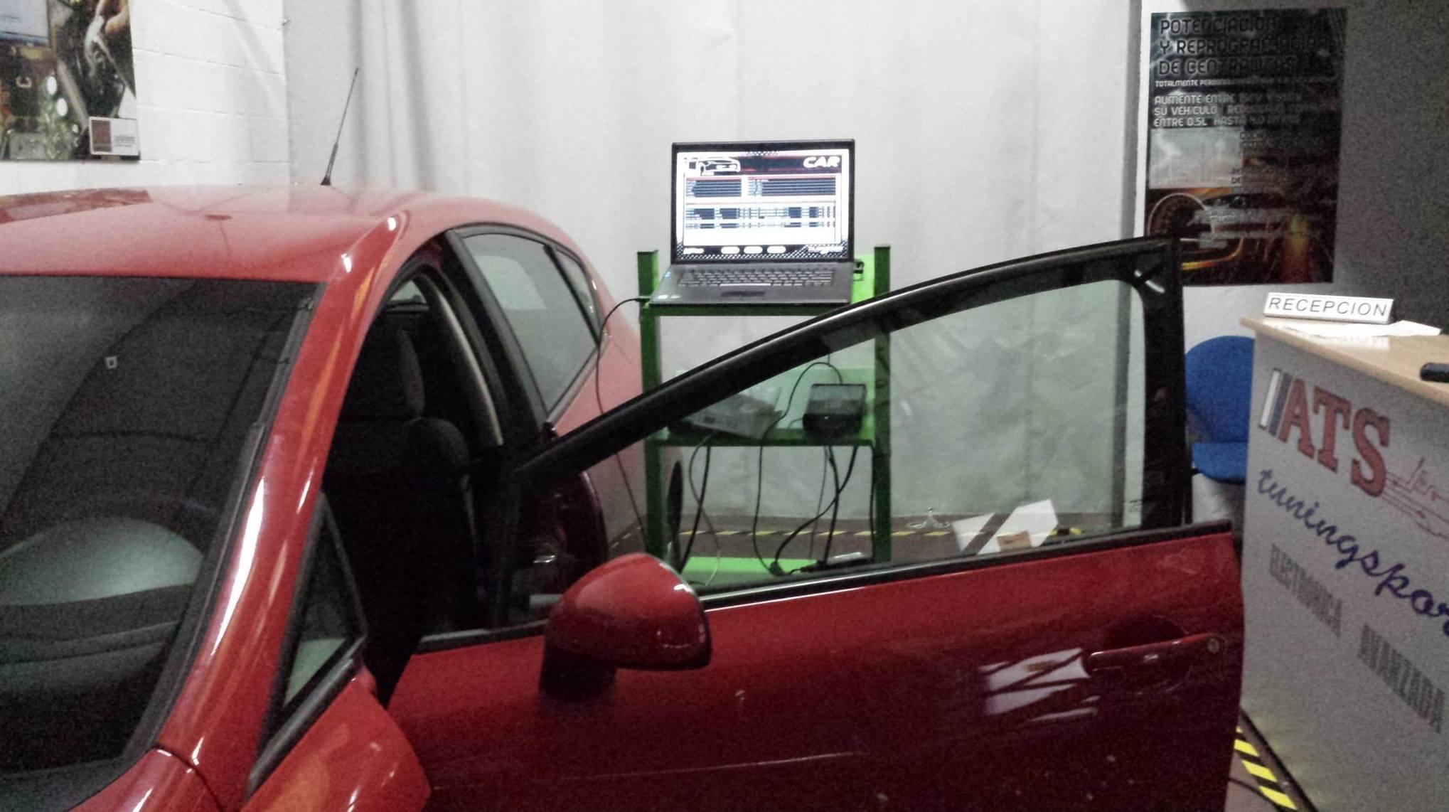Reprogramación de centralitas de vehículos